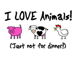 I Love Animals Just Not For Dinner, Vegetarian, Pescetarian, Vegan, Meatless Monday, As Told By Antoinette